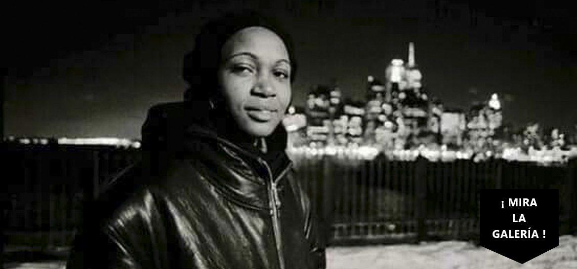 Negrita en Manhattan